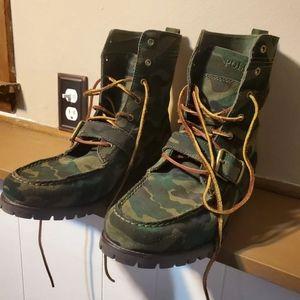 Polo Ranger Boots